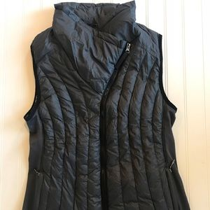 Calvin Klein Down Vest for women Medium M Gray